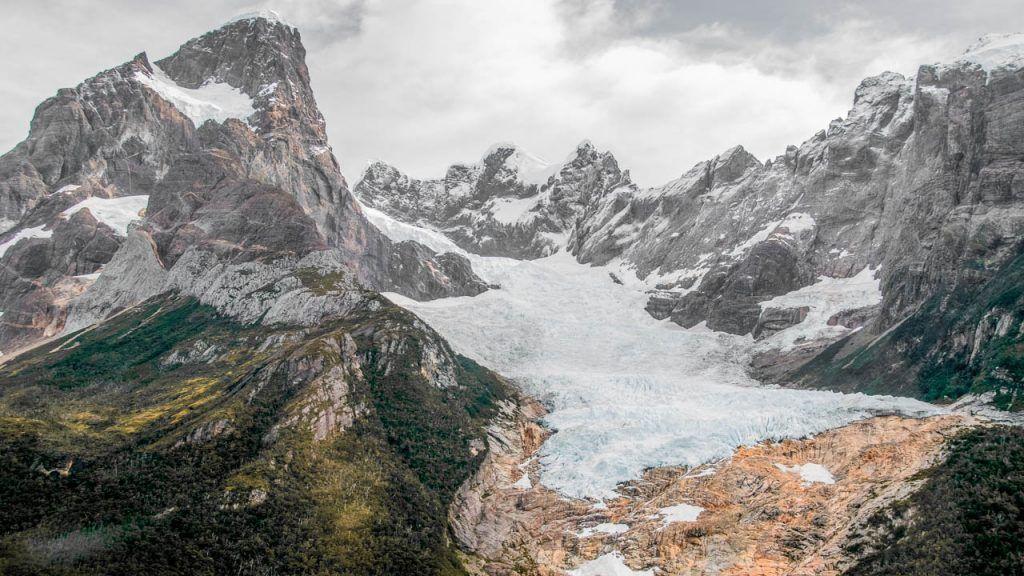 Balmaceda and Serrano glaciers boat trip